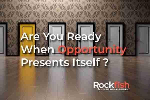 Opportunity Blog post